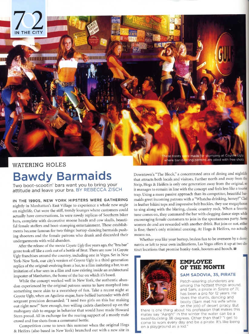 Bawdy Barmaids